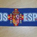 Coleccionismo deportivo: BUFANDA VAMOS ESPAÑA. TDKDEP5. Lote 118922363