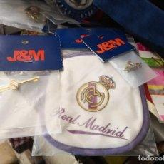 Coleccionismo deportivo: PACK COLECCIONISMO REAL MADRID 4 ARTICULOS. Lote 119606783