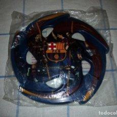 Coleccionismo deportivo: FRISBY DE UNICEFF TOYS DEL FC. BARCELONA. Lote 120344571