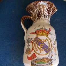 Coleccionismo deportivo: JARRA GRANDE REAL MADRID . Lote 121578755