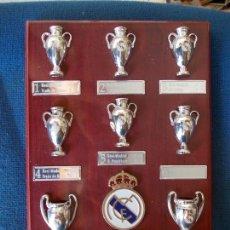 Coleccionismo deportivo: METOPA COPAS TROFEOS DEL REAL MADRID . Lote 121725935