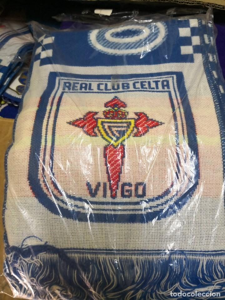 Coleccionismo deportivo: Bufanda R.Celta de Vigo. Nueva sin uso balaidos - Foto 2 - 122953343
