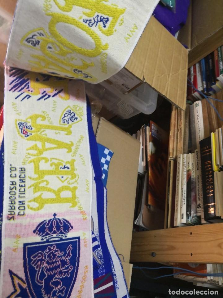 Coleccionismo deportivo: BUFANDA DE LA REAL Zaragoza Nueva sin uso, producto oficial, viva zaragoza - Foto 2 - 122954255