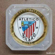 Coleccionismo deportivo: CENICERO ATLETICO BILBAO.. Lote 122977259