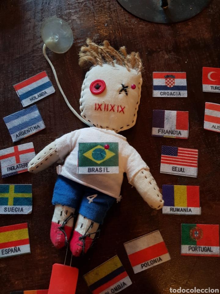 Muñeco Vudú De Trapo Con Ventosa Selecciones M Comprar