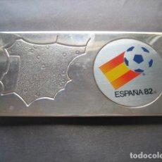 Coleccionismo deportivo: PISAPAPELES MUNDIAL DE FUTBOL ESPAÑA 1982. NARANJITO. Lote 124666583