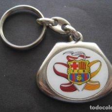 Coleccionismo deportivo: LLAVERO FUTBOL CLUB BARCELONA. BARÇA. Lote 125338863