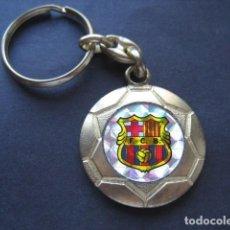 Coleccionismo deportivo: LLAVERO FUTBOL CLUB BARCELONA. BARÇA . Lote 125959067