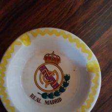 Coleccionismo deportivo: CENICERO REAL MADRID. Lote 126103696