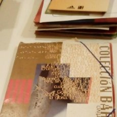 Coleccionismo deportivo: CAJ-261217 VIRTUAL CARDS GOLES MEMORABLES BARCA EL MUNDO DEPORTIVO COMPLETO VER FOTOS 198 CROMOS. Lote 126211799