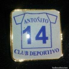 Coleccionismo deportivo: PIN DEL C.D.ANTOÑITO. Lote 126801391
