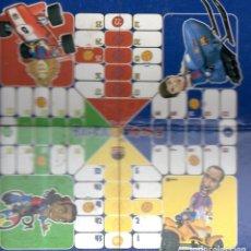 Coleccionismo deportivo: VESIV PARCHIS BARÇA TOONS . Lote 127274315