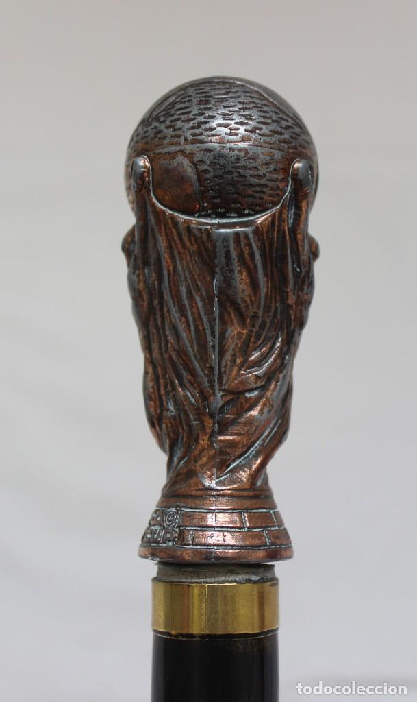 Coleccionismo deportivo: BASTÓN COPA DEL MUNDIAL DE FÚTBOL DE LA FIFA - Foto 4 - 127586319
