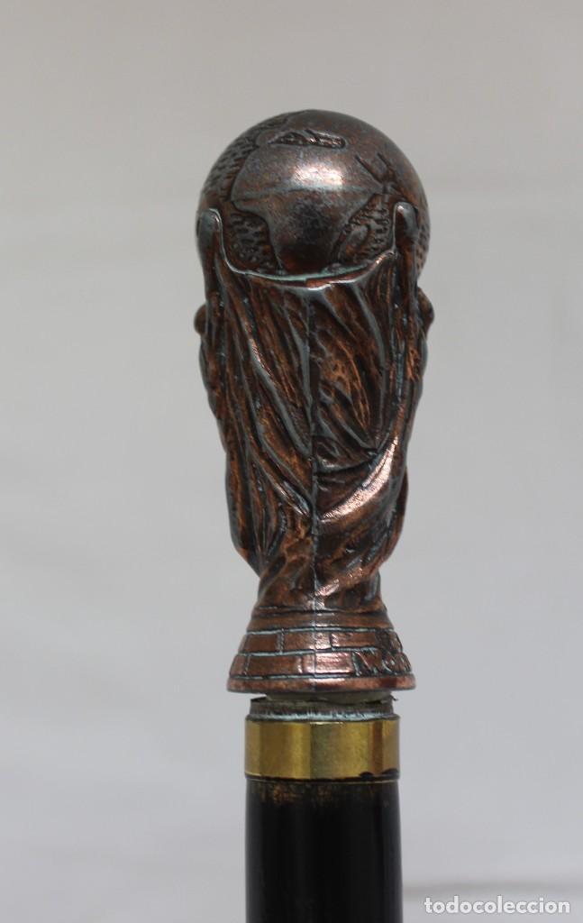 Coleccionismo deportivo: BASTÓN COPA DEL MUNDIAL DE FÚTBOL DE LA FIFA - Foto 6 - 127586319