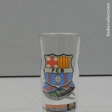 Coleccionismo deportivo: CHUPITO DE VIDRIO DE F.C. BARCELONA . Lote 128494511