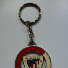 Coleccionismo deportivo: LLAVERO DEL ATHLETIC DE BILBAO. Lote 129346935