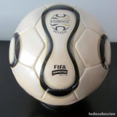 Coleccionismo deportivo: BALON FUTBOL TEAMGEIST MUNDIAL ALEMANIA 2006 BALL FIFA WORLD CUP FOOTBALL GERMANY. Lote 130026947