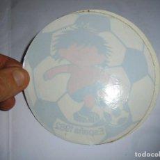 Coleccionismo deportivo: PEGATINA MUNDIAL ESPAÑA 82 . Lote 130199031