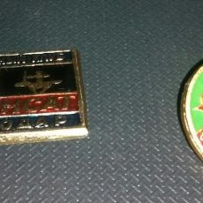 Coleccionismo deportivo: LOTE DE 2 PIN RUSOS. Lote 130490878