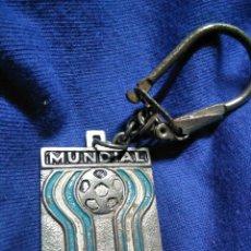 Coleccionismo deportivo: LLAVERO MUNDIAL FUTBOL ARGENTINA 1978. Lote 130983327
