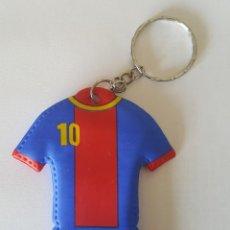 Coleccionismo deportivo: LLAVERO F.C. BARCELONA. NUEVO. LIGA ESPAÑOLA. FUTBOL.. Lote 132490114