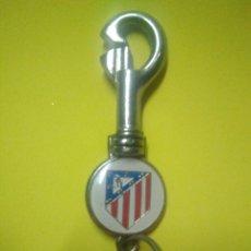 Coleccionismo deportivo: LLAVERO ATLETICO DE MADRID FUTBOL. Lote 132843765
