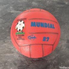 Coleccionismo deportivo: ANTIGUA PELOTA MUNDIAL 82. Lote 133263493