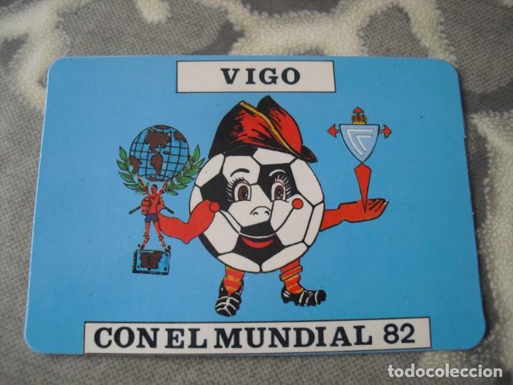 Calendario Celta Vigo.Calendario Celta Vigo Con El Mundial Futbol 82