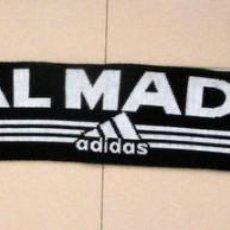 Coleccionismo deportivo: BUFANDA SCARF FUTBOL REAL MADRID - ADIDAS - ORIGINAL - FOOTBALL. Lote 134000238