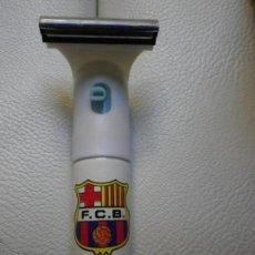 Coleccionismo deportivo: FC BARCELONA BARÇA ESPUMA DE AFEITAR MERCHANDISING OFICIAL AÑOS 90. Lote 134029986