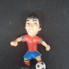 Coleccionismo deportivo: SILVA - FIGURA - COMANSI - RFE 2010 - CAR55. Lote 134099454
