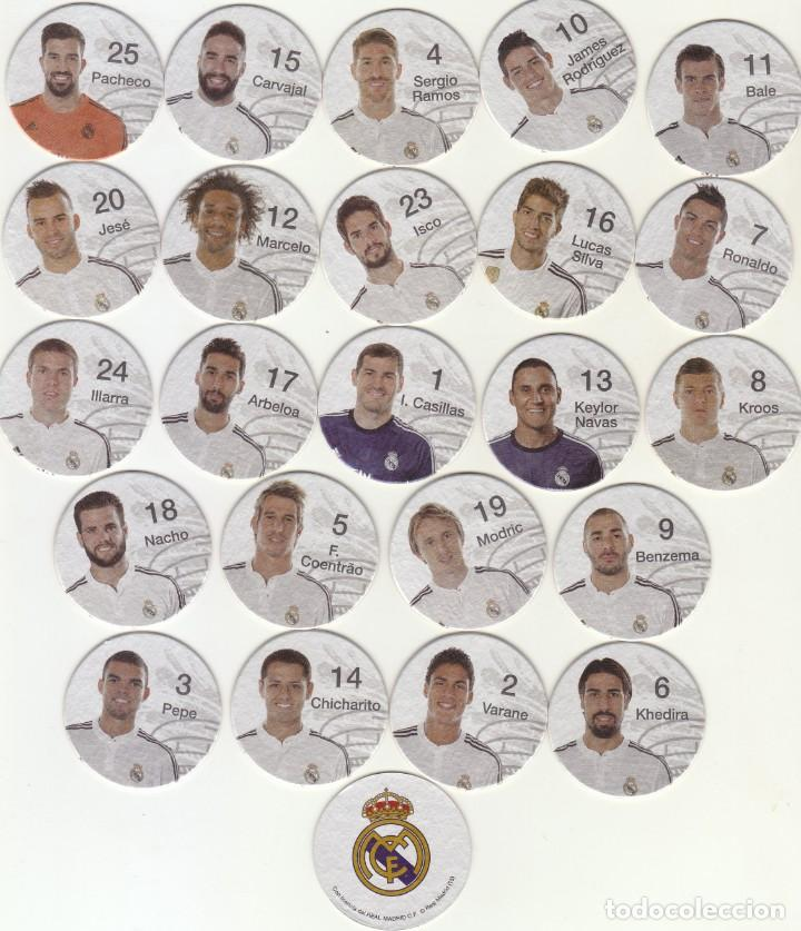 Juego Real Madrid Family Game Tazos Comprar Merchandising Y