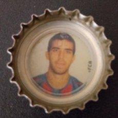 Coleccionismo deportivo: CHAPA COCA-COLA - FUTBOL CLUB BARCELONA - FUTBOLISTA. Lote 135044118