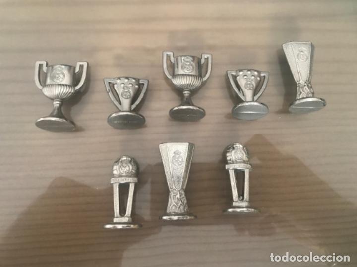 PIEZAS AJEDREZ REAL MADRID FUTBOL (Coleccionismo Deportivo - Merchandising y Mascotas - Futbol)