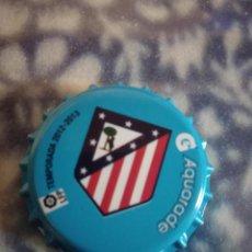 Coleccionismo deportivo: AQUARADE ATLETICO DE MADRID (LEER DESCRIPCIÓN). Lote 137462422
