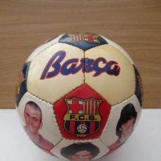 Coleccionismo deportivo: BALON DE FUTBOL - BARÇA / BARCELONA - 1996 /97. Lote 137647414