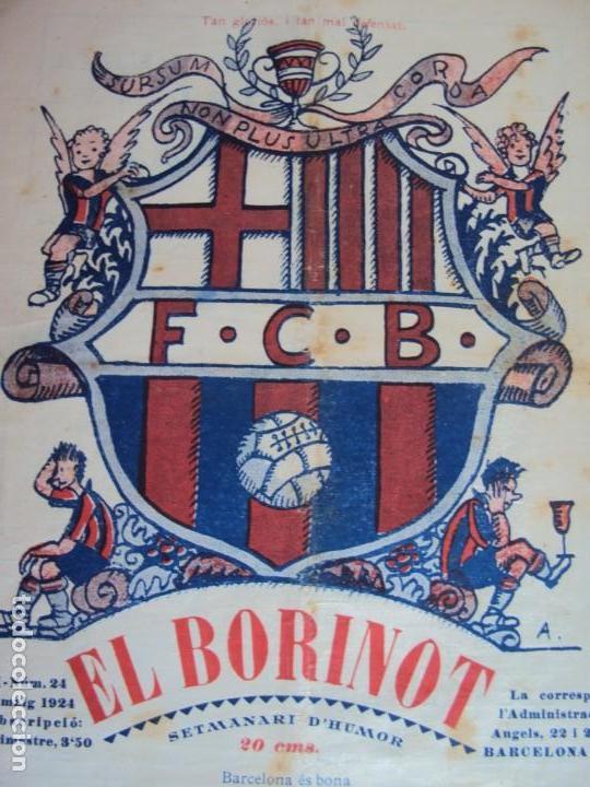 Coleccionismo deportivo: (F-181098)CERAMICA Y REVISTA ESCUDO F.C.BARCELONA AÑOS 20 . JOSEP ARAGAY BLANCHART (1889-1973) - Foto 16 - 137714414