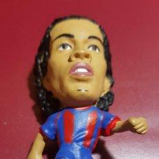 Coleccionismo deportivo: FCB COLLECTOR NO - BARCELONA - CORINTHIAN 2003 - RONALDINHO. Lote 140117226
