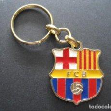 Coleccionismo deportivo: LLAVERO FUTBOL CLUB BARCELONA. BARÇA Nº11. Lote 140185970