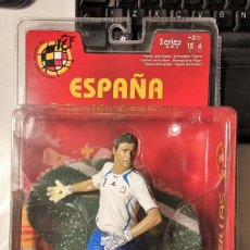 Coleccionismo deportivo: FIGURA MUÑECO ACCIÓN FTCHAMPS FT CHAMPS IKER CASILLAS REAL MADRID ESPAÑA SELECCIÓN ESPAÑOLA 15 CM. Lote 147971982