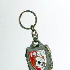 Coleccionismo deportivo: LLAVERO ANTIGUO FUTBOL ULTRAS ATLETICO MADRID - FRENTE ATLÉTICO 1982-2007 25 ANIVERSARIO RARO UNICO. Lote 142608014
