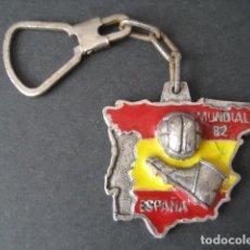 Coleccionismo deportivo: LLAVERO CAMPEONATO MUNDIAL DE FUTBOL ESPAÑA 82. Lote 142902586