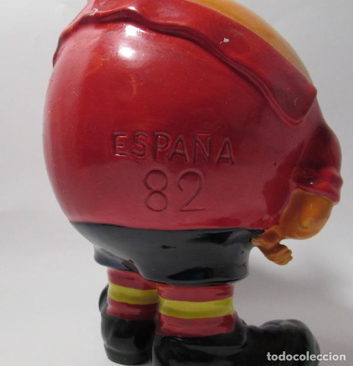 Coleccionismo deportivo: BOTIJO NARANJITO MUNDIAL 1982 - ESPAÑA 82 - Foto 5 - 142914326