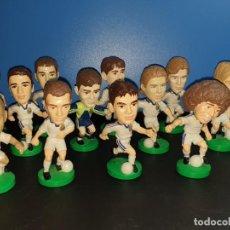 Coleccionismo deportivo: REAL MADRID - 13 FIGURAS TARGET 2000 . Lote 143352402