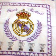 Coleccionismo deportivo: FUNDA COJIN DEL REAL MADRID. Lote 145194434