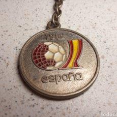 Coleccionismo deportivo: LLAVERO DEL MUNDIAL 82 COPA DEL MUNDO ESPAÑA 1982 SEDE MADRID. Lote 145211617