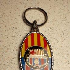 Coleccionismo deportivo: LLAVERO DEL FUTBOL CLUB BARCELONA. Lote 146176504