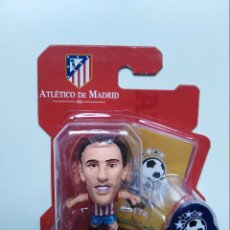 Coleccionismo deportivo: FIGURA SOCCERSTARZ 5 CM NUEVA GODIN ATLETICO MADRID. Lote 147246314