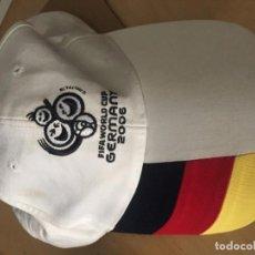 Coleccionismo deportivo: GORRA FIFA WORLD CUP GERMANY 2006. Lote 148279874