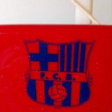 Coleccionismo deportivo: PALILLERO AUTOMÁTICO F.C.BARCELONA (ESCUDO COLOR AZUL). Lote 148706038